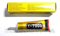 15-01-013. Клей герметик T7000, 50мл, черный