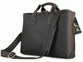 Модный мужской кожаный портфель сумка, S.J.D. 7167R