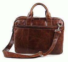 Модный мужской кожаный портфель сумка,  S.J.D. 7092-2B