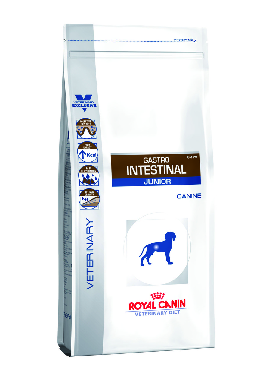 Royal Canin Gastro Intestinal Junior 10кг