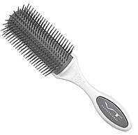 Щетка для укладки и выпрямления волос Denman Brush #3 white