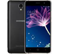 Смартфон ORIGINAL Doogee X10 Black  (2Х1.3Ghz; 0.5Gb/8Gb; 5МР/2МР; 3360 mAh)