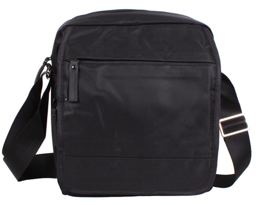 Мужская сумка через плечо XLP231-33BL черный