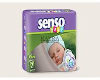 Подгузники Senso Baby Mini 2 (3-6 кг), 22шт