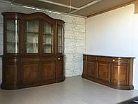 Комплект мебели бу из Европы  в столовую, гостинную