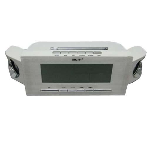 Часы 782, радио FM, USB, SD