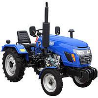 Трактор T240 (24 л.с., 3 цилиндра, KM385, КПП (3+1)х2, нерегулируемая колея)