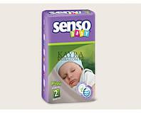 Подгузники Senso Baby Mini 2 (3-6 кг), 54шт