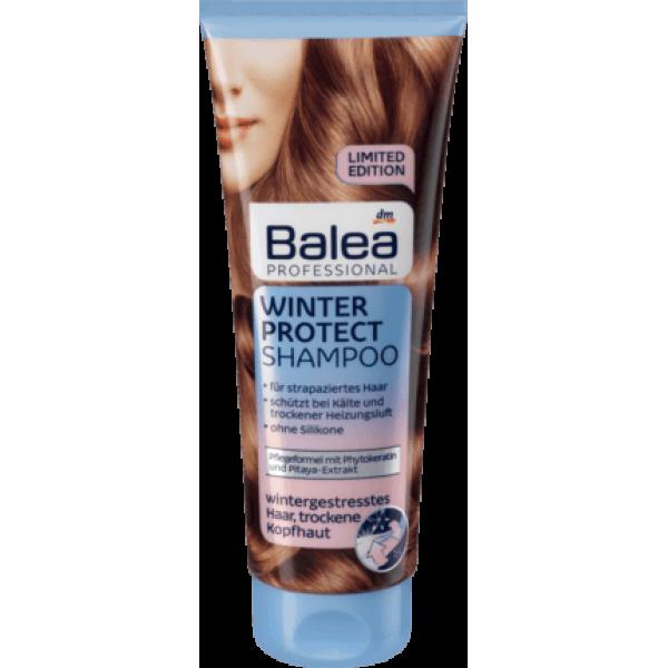 Шампунь Balea Professional Winter Protect восстановление и защита 250мл