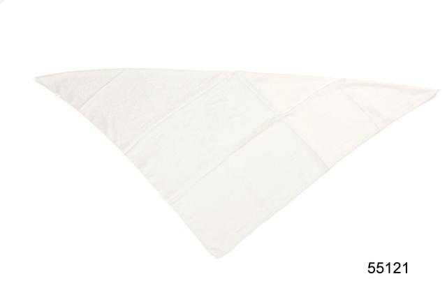 Турецкий шелковый атласный бежевый платок 3