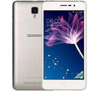 Смартфон ORIGINAL Doogee X10 Gold  (2Х1.3Ghz; 0.5Gb/8Gb; 5МР/2МР; 3360 mAh)
