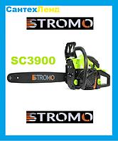 Бензопила Stromo SC3900 (1 шина +1 цепь) с воздушным фильтром .