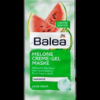 Крем-гель-маска для лица Balea Melone, 2х8 мл
