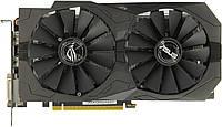 PCIeX: GTX 1050 Gaming Strix Nvidia Asus 2GB/GDDR5/128bit/DVI, HDMI, DP ( Gaming )