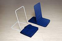 Туристический стул (кресло) для отдыха на природе, дома Рит-рит Rit-Rit синий