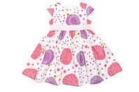 Платье «Одуванчик» розовый, фото 1