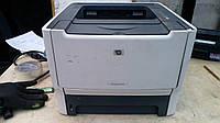 Лазерный принтер HP LaserJet P2015 с картриджем №24