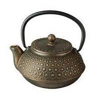 """Чугунный чайник """"Железный монах""""  600 мл"""