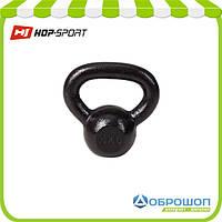 Гиряметаллическая Hop-Sport 4кг, фото 1