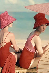 30 самых эффектных ретро-купальников