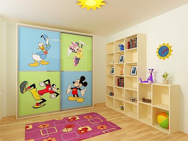 Детский шкаф-купе шкаф в детскую
