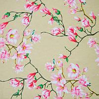 "Ткань шелк набивной ""Армани"" (P5670 дизайн 10), фото 1"