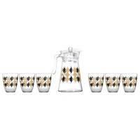 Питьевой набор luminarc neo elmas sparkle /НАБОР/7 пр. д/напитков (n3460)