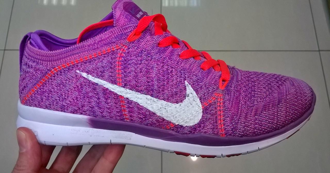 ab11cd4e Женские кроссовки Nike TR Free Run 5,0 Flyknit : продажа, цена в ...