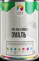 Эмаль ПФ-266 «люкс» тм Lida