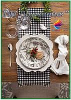 Текстильные дорожки на стол (под заказ от 50 шт)