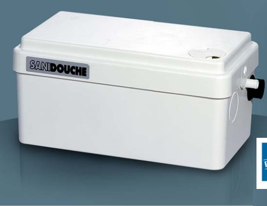 Санитарный насос-измельчитель SaniDouche