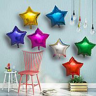 Воздушный шарик  из фольги разные виды
