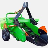 Картофелевыкапыватель транспортерный ДТЗ-1Т (без кардана)