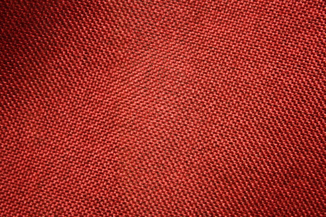 Лляні штори червоні