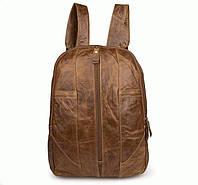 Яркий и стильный рюкзак на каждый день  7244B  Коричневый
