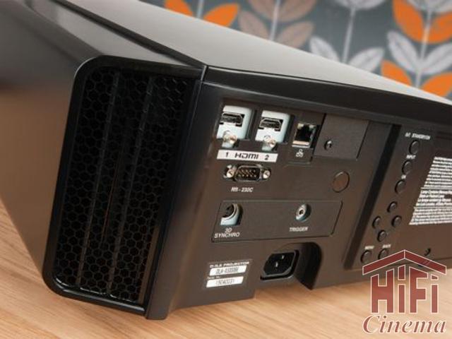 JVC DLA RS600 проектор для домашнего кинотеатра 3D