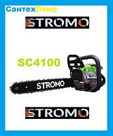 Бензопила Stromo SC4100 (1 шина +1 цепь)