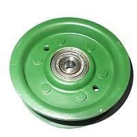 Шкив (натяжной, привод вентилятора очистки), JD9500