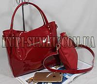 c26d1cf424ed Лаковые красные сумки оптом в Украине. Сравнить цены, купить ...