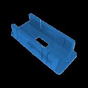Стусло пластиковое синее