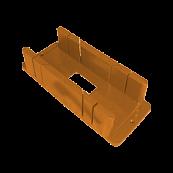 Стусло пластиковое оранжевое