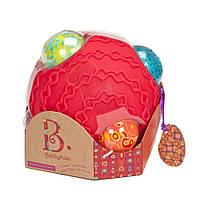 Развивающая игрушка - СУПЕРШАРИК для детей от 6 месяцев (16,5х18,15х17,8 см) ТМ Battat BX1153Z
