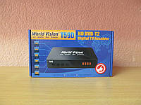 World Vision T59D цифровой эфирный тюнер Т2 , фото 1