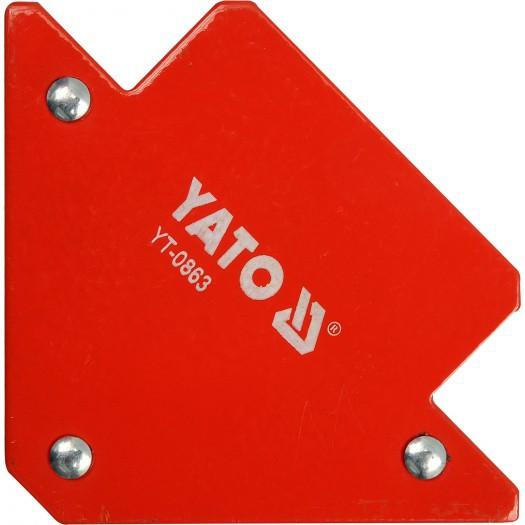 Магнит для сварки Yato (YT-0863)