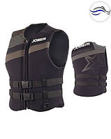 Cпасательный мужской  жилет Progress Neo Vest Men Black, фото 1
