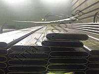 Труба 70х11х1,2 сварная стальная плоскоовальная