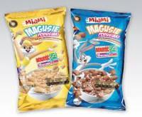Подушечки (чипсы) хрустящие Magusie с витаминами (сухой завтрак) Польша 350г