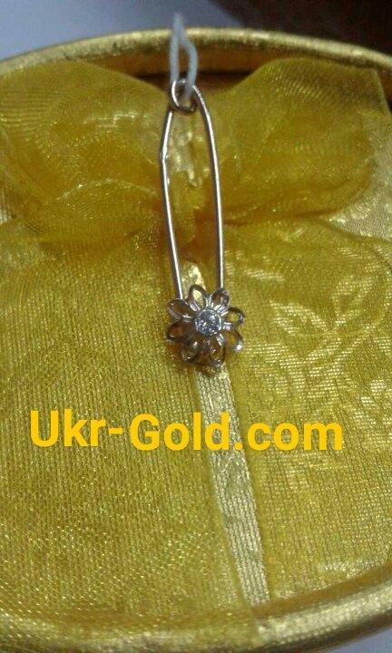 Золотая булавка  - Ukr-Gold в Одессе