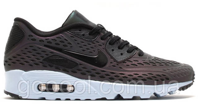 big sale 4ca0c ca27a ... authentic nike air max 90 ultra moire qs holographic deep pewter 777427  200 0649d 6a5fc