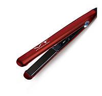 Профессиональный стайлинг для выпрямления и завивки волос Titanium Classic Hair Styler CH-100 Red